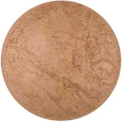 NEBU Wypiekany puder rozświetlający do twarzy i ciała AURA PLATINUM