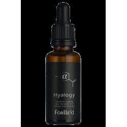 Forlle'd Hyalogy α