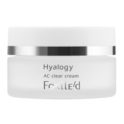 Forlle'd Hyalogy AC clear cream
