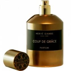 HERVÉ GAMBS    COUP DE GRÂCE